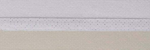 Koepel honingraat plisségordijn crème brandvertragend en verduisterend 731006 - Honingraat plisségordijn crème brandvertragend en verduisterend 731006 - Honingraat plissé Exclusief 731006, reflectie 67%, transparantie 0%, absorptie 33% (verduisterend en brandvertragend) - creme