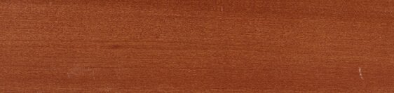 Houten jaloezie 'Basic' 301005 – Lindehout – Kersenhout – max 2700 mm breed – op 65 mm max 2600 mm breed – kleur ladderkoord: 2464 (rood) – kleur bovenbak: 102459 (bruin) – houten kooflijst in zelfde kleur als jaloezie