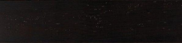 Houten jaloezie 50 mm - Donkerbruin - Distress - 301107