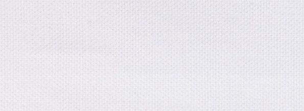 Vouwgordijnen baleinen achter - wit - 721401