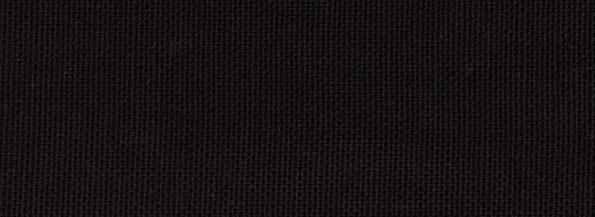 Vouwgordijnen baleinen achter - zwart - 721423