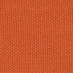 Vouwgordijnen baleinen achter - oranjebruin - 721432