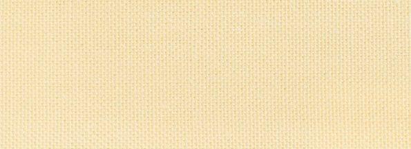 Vouwgordijnen baleinen achter - lichtgeel - 721438