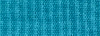 Vouwgordijnen baleinen achter - turquoise - 721450