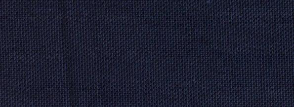 Vouwgordijnen baleinen achter - donkerblauw - 721457
