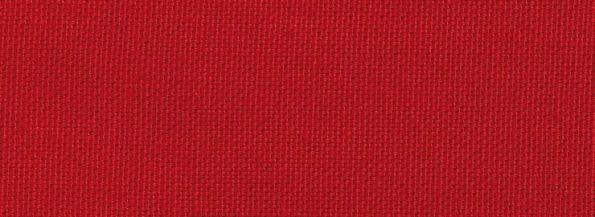 Vouwgordijnen baleinen achter - rood - 721467