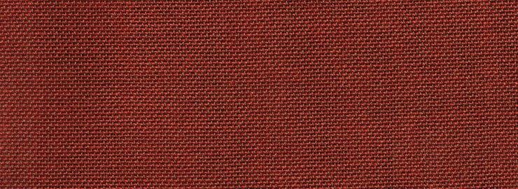 Vouwgordijnen 'Plus' 721513 – roodbruin