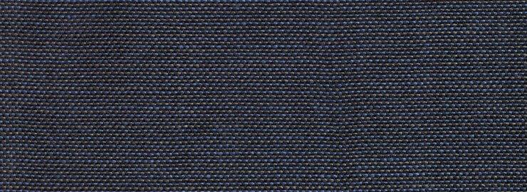 Vouwgordijnen 'Plus' 721526 – jeans blauw