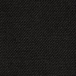 Vouwgordijnen baleinen achter - zwart - 721532