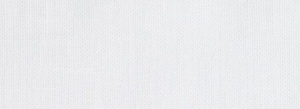 Vouwgordijnen baleinen achter - wit - 721601