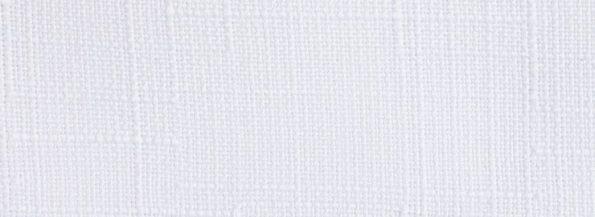 Vouwgordijnen baleinen achter - wit - 721701