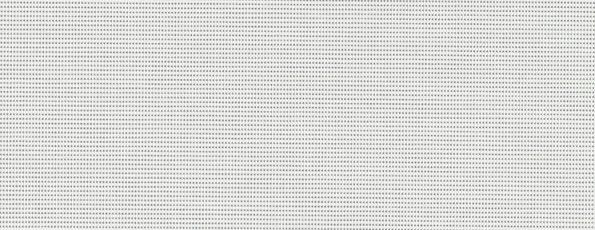 Rolgordijn screendoek grijs/gebroken wit - 721704