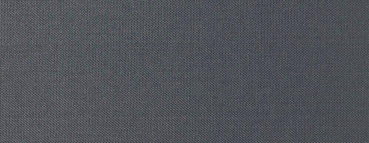 Rolgordijnen Comfort Brandvertragend – 721812 – grijs – Samenstelling: 25% PES, 75% PVC – Openheidsfactor: 3% – Lichtinval: 4% – Transmissie van energie: 7% – Reflectie van energie: 12% – Absorptie van energie: 81% – gewicht: 300 g/m² – max 3000 mm breed