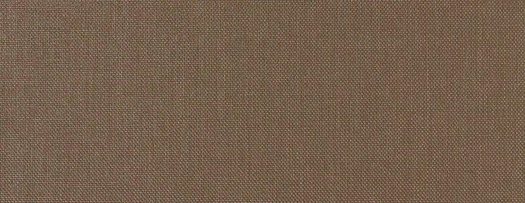 Rolgordijnen Comfort Brandvertragend – 721831 – bruin – Samenstelling: 25% PES, 75% PVC – Openheidsfactor: 3% – Lichtinval: 4% – Transmissie van energie: 7% – Reflectie van energie: 12% – Absorptie van energie: 81% – gewicht: 300 g/m² – max 3000 mm breed