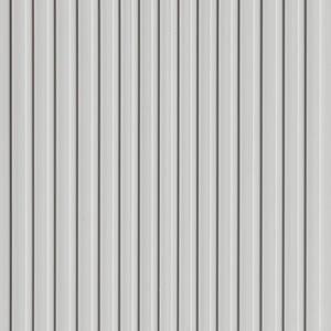 Kunststof lamelgordijnen Basic - 202102 - Lichtgrijs met verticaal reliëf - Verkrijgbaar in 89 mm