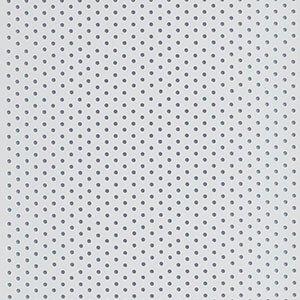 Kunststof lamelgordijnen Plus - 200096 - Gebroken met gaatjes patroon - Verkrijgbaar in 89 mm