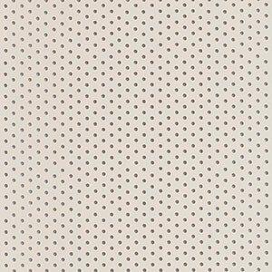 Kunststof lamelgordijnen Plus - 200097 - Creme met gaatjes patroon - Verkrijgbaar in 89 mm