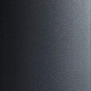 Kunststof lamelgordijnen Exclusief - 201700 - Voorzijde - Donkergrijs met structuur - Verkrijgbaar in 89 mm