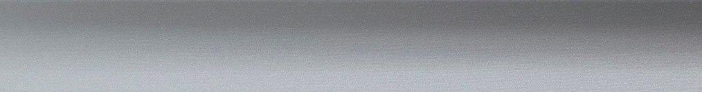 Aluminium jaloezie 'Groep 0' – 10.2291 -zilver glans – beschikbaar in 25 – 35 – 50 – 70 mm – bovenbak en onderlat in zelfde kleur als de lamellen