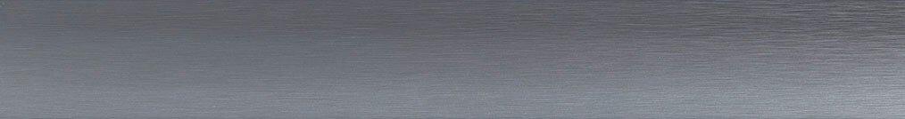 Aluminium jaloezie 'Groep 1' 10.2301 zilver met lichte structuur zijdeglans – beschikbaar in 25 – 35 – 50 – 70 mm – bovenbak en onderlat in kleur: 10.2291 (zilver glans)