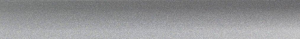 Aluminium jaloezie 'Groep 1' 10.2479 – zilver zijdeglans – beschikbaar in 25 mm – bovenbak en onderlat in kleur: 10.2291 (zilver glans)