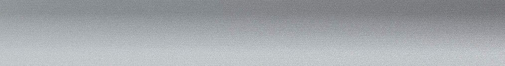 Aluminium jaloezie 'Groep 1' 10.2480 zilver zijdeglans – beschikbaar in 25 mm – bovenbak en onderlat in kleur: 10.2291 (zilver glans)