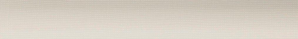 Aluminium jaloezie 'Groep 2' 10.2489 creme mat met wafeltjes structuur – beschikbaar in 25 mm – bovenbak en onderlat in kleur 10.2276 (lichtgeel/beige zijdeglans)