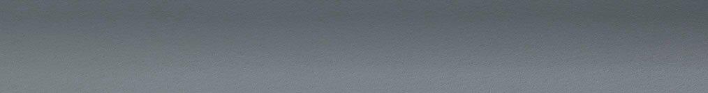 Aluminium jaloezie 'Groep 2' 10.2703 grijs/taupe mat – beschikbaar in 25 mm – bovenbak en onderlat in kleur 10.2331 (grijs zijdeglans)