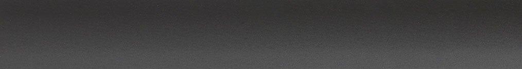 Aluminium jaloezie 'Groep 2' 10.2705 donker grijs mat – beschikbaar in 25 – 50 mm – bovenbak en onderlat in zelfde kleur als de lamellen