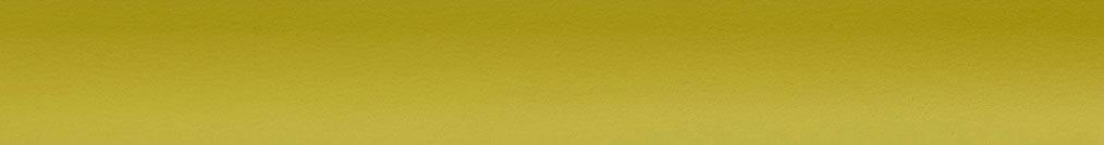 Aluminium jaloezie 'Groep 2' 10.2711 lime groen/mosterd mat – beschikbaar in 25 mm – bovenbak en onderlat in kleur 10.2005 (gebroken wit zijdeglans)