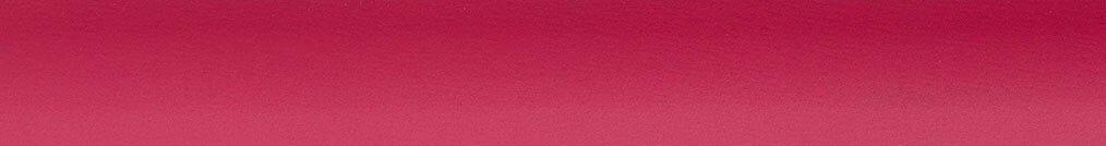 Aluminium jaloezie 'Groep 2' 10.2722 roze mat – beschikbaar in 25 – 50 mm – bovenbak en onderlat in kleur 10.2471 (licht zalm zijdeglans)