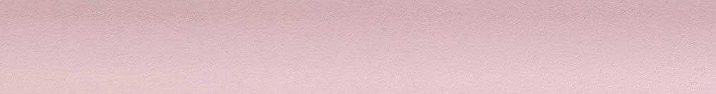Aluminium jaloezie 'Groep 3' 10.2724 licht roze mat – beschikbaar in 25 – 50 mm – bovenbak en onderlat in kleur 10.2471 (licht zalm zijdeglans)