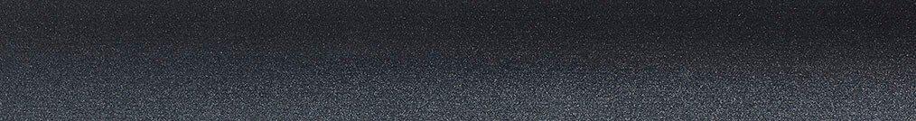 Aluminium jaloezie 'Groep 0' 10.2745 grijs metalic – beschikbaar in 25 – 50 mm – bovenbak en onderlat in kleur 10.2705 (grijs mat)