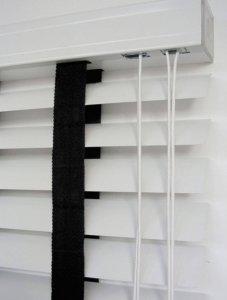 Aluminium jaloezieën met ladderband