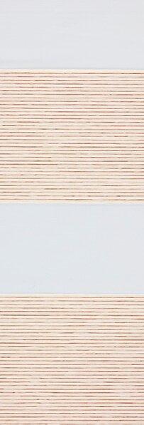 Duo rolgordijn lichtbruin /zand /beige 743602 (linee shade) 74.3602 - lichtbruin/zand/beige - PG1