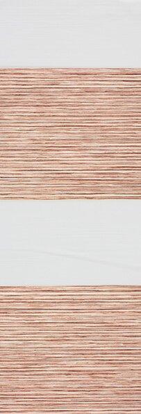 Duo rolgordijn bruin 743603 (linee shade) 74.3603 - bruin - PG1