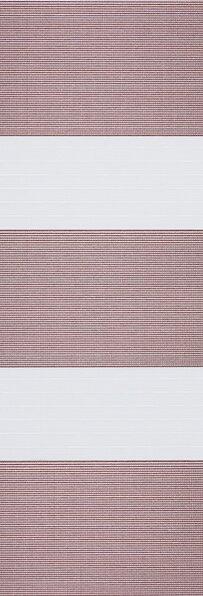 Duo rolgordijn donkerbruin 743804 (linee shade) 74.3804 - donkerbruin - PG1