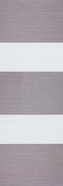 Duo rolgordijn zwart 743805 (linee shade) 74.3805 - zwart - PG1