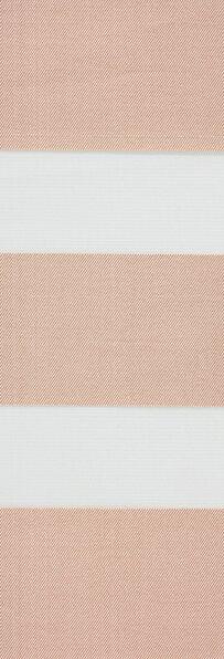 Duo rolgordijn lichtbruin 745304 (linee shade) 74.5304 - lichtbruin - PG0