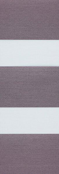 Duo rolgordijn donkergrijs 745307 (linee shade) 74.5307 - donkergrijs/taupe - PG0