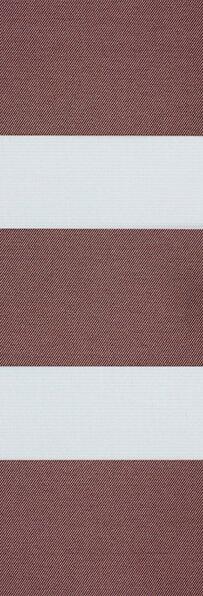 Duo rolgordijn donkerbruin 745308 (linee shade) 74.5308 - donkerbruin - PG0