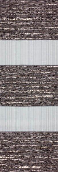 Duo rolgordijn zwart /beige 745505 (linee shade) 74.5505 - zwart/beige - PG1