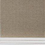 Duo rolgordijn bruin 748228 (linee shade) 74.8228 - bruin - PG0