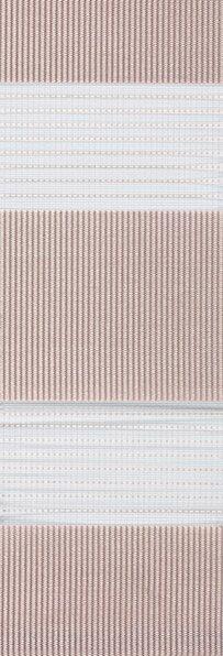Duo rolgordijn lichtbruin /taupe 748244 - Duo rolgordijn (linee shade) 74.8244 - lichtbruin/taupe - PG0