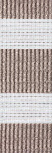 Duo rolgordijn bruin /taupe 748285 - Duo rolgordijn (linee shade) 74.8285 - taupe/bruin - PG0
