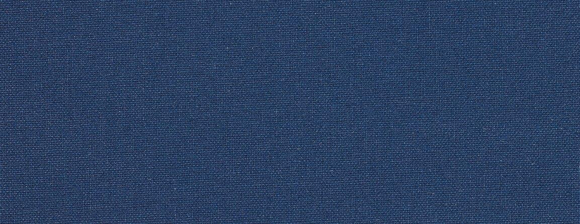 Rolgordijn 'Verduisterend plus' – 72.1312 – donkerblauw (achterzijde gebroken wit)