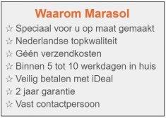 Raamdecoratie op maat - waarom marasol - budget raamdecoratie
