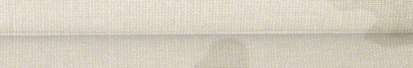 Plisségordijn gebroken wit met print 720035