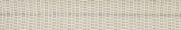 Plisségordijn lichtgrijs geweven met glansdraad 720041