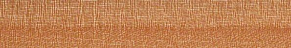 Plisségordijn oranje 720061